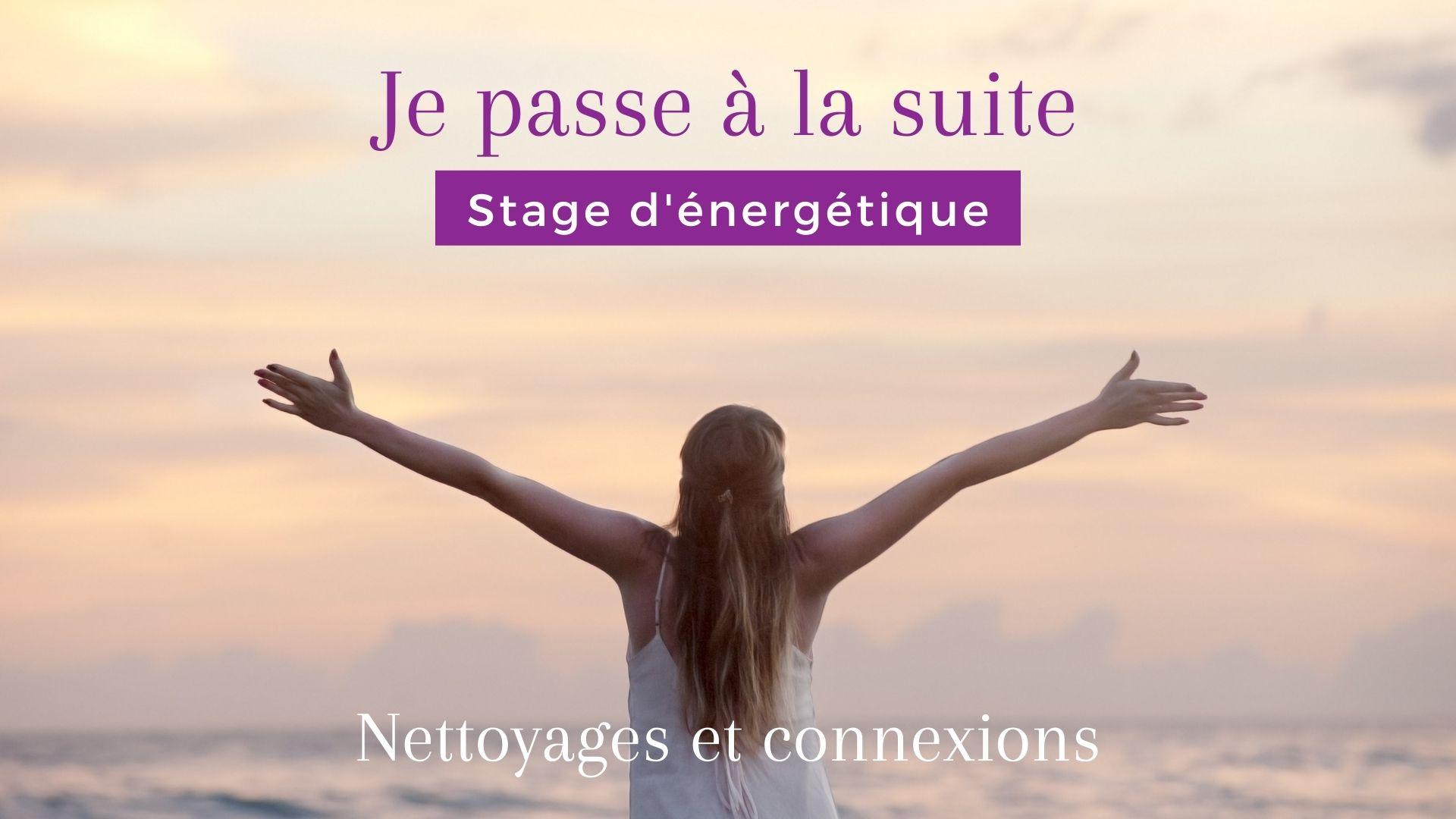 Stage d'énergétique