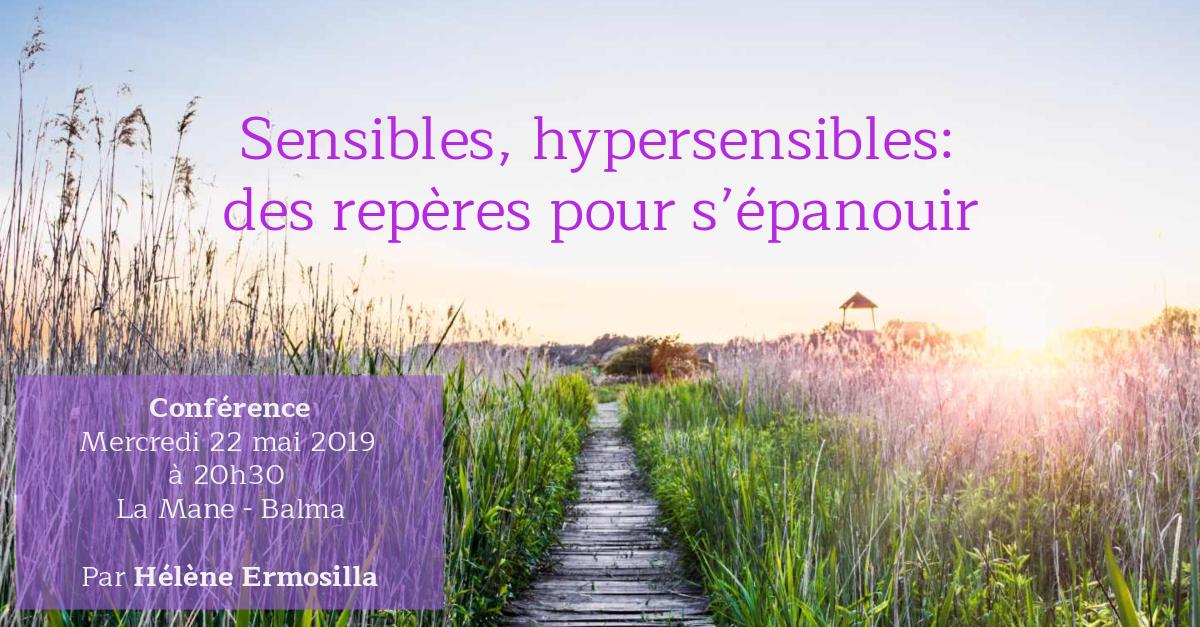 Conference Toulouse Balma Hypersensibilité